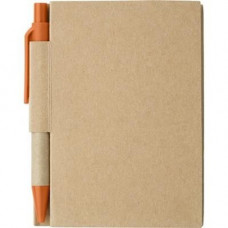 Small Eco Jotter Notebook