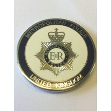 Hard Enamel Commemorative Coin Round
