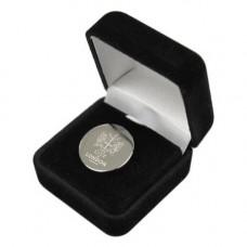 Pin Badge Boxed