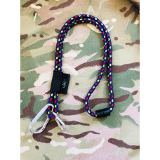 Rope Lanyard with Carabiner