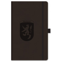 Tuscon Medium Notebook in Graphite