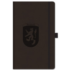 Tuscon Medium Notebook in Graphite