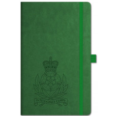 Tuscon Medium Notebook in Green
