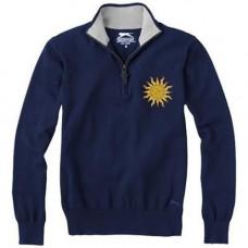 Pullover Zip Jacket